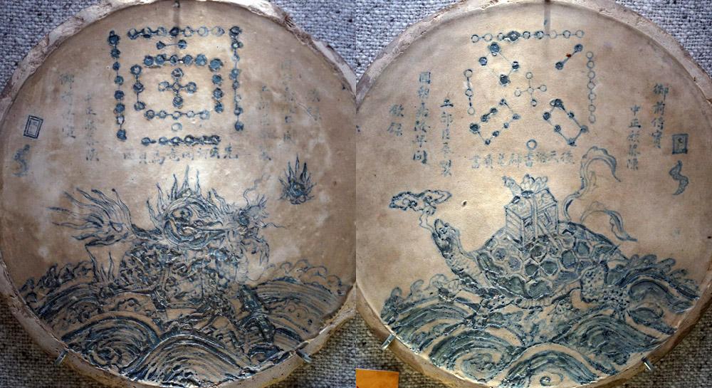Linh vật Rùa thời Nguyễn